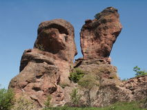 Belogradchik stockbild