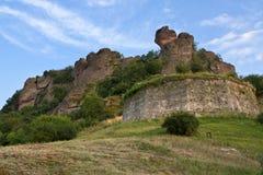 Belogradchik balanç a fortaleza Foto de Stock
