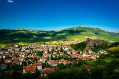Belogradchik Bulgarie Photographie stock