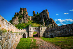 Belogradchik Bulgarie Images stock