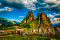 Belogradchik Bulgarie Image stock