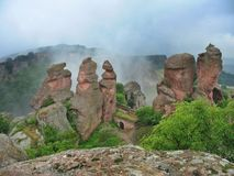 Belogradchik Fortress-Kaleto Stock Image