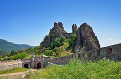 Belogradchik Fortress Royalty Free Stock Photos