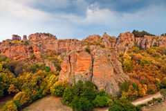 Belogradchik Rocks Royalty Free Stock Photos