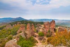 Belogradchik Rocks. Is a rock phenomenon in northwestern Bulgaria Stock Photo