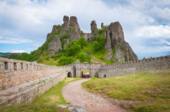 Belogradchik Rocks arkivbilder