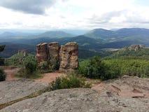 Belogradchik Rocks Arkivbild