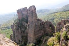 Belogradchik rocks / Belogradchishki skali royalty free stock image