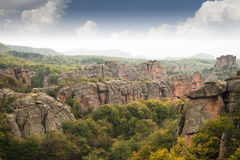 Belogradchik rocks Stock Photos