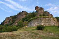 Belogradchik Rocks fortress Stock Photo