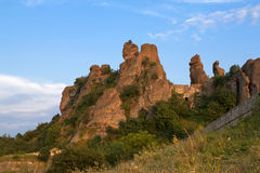 Belogradchik Rocks fortress Stock Photos