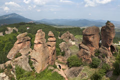 Belogradchik Rocks fortress Royalty Free Stock Photos