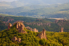 Belogradchik Rocks Landscape royalty free stock images