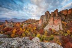 Belogradchik rocks Royalty Free Stock Photography