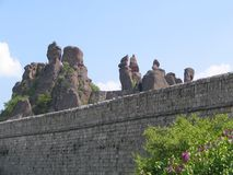 Belogradchik Rocks Stock Photo