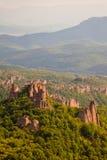 Belogradchik Rocks Vista Royalty Free Stock Photography