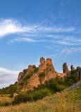 Belogradchik schaukelt Festung stockfotografie