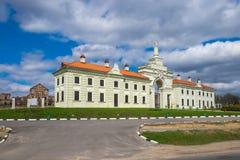 Belorussian Attraction - Ruzhany Palace, Brest region, Belarus. Stock Image