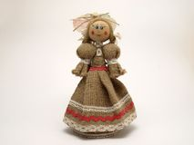 Belorussian doll Stock Images