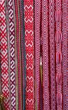 Belorussian national ornaments. Wide ethnic belts with national Belorussian ornaments Royalty Free Stock Images