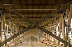 Below a Bridge Stock Images