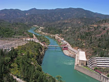 Below Shasta Dam Stock Images