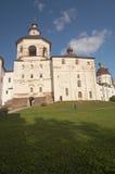 belozerskij kirillo monaster obrazy royalty free