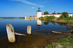 belozersky μοναστήρι kirillo Στοκ φωτογραφίες με δικαίωμα ελεύθερης χρήσης