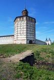 belozersky башня скита kirillo Стоковые Изображения RF