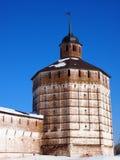 belozersky башня скита kirillo Стоковое Изображение RF