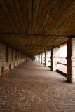 belozersky kirillokloster Royaltyfri Fotografi