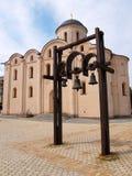 Bels aproximam a igreja Imagens de Stock