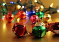 Bels e luzes Fotografia de Stock Royalty Free
