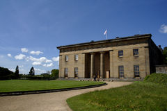 Belsay Hall Royalty Free Stock Images