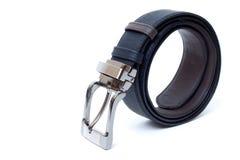 Belt. Smart men use the smart belt Royalty Free Stock Photography