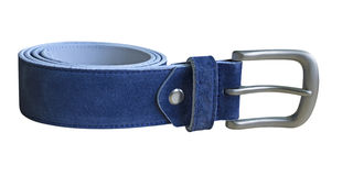 Belt blue Royalty Free Stock Images