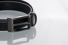 Belt buckle Royalty Free Stock Photography