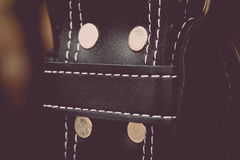 Belt detail Stock Image