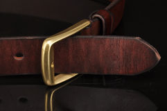 Belt details Royalty Free Stock Photos