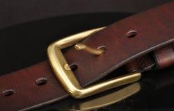 Belt details Stock Photo