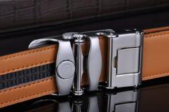 Belt details Stock Photography