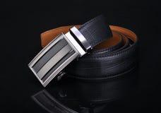 Belt details Stock Image