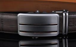 Belt details Stock Images
