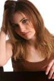 Belt Girl2 Stock Image