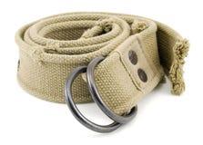 Belt isolated on white Stock Photography