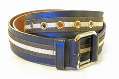 Belt Isolated on White Background Stock Photography