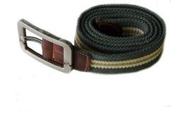 Belt. Isolated on white background Royalty Free Stock Photography