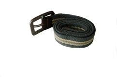 Belt. Isolated on white background Royalty Free Stock Photo