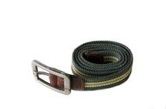 Belt. Isolated on white background Royalty Free Stock Photos
