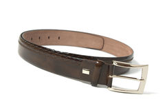 Belt leather Royalty Free Stock Photography